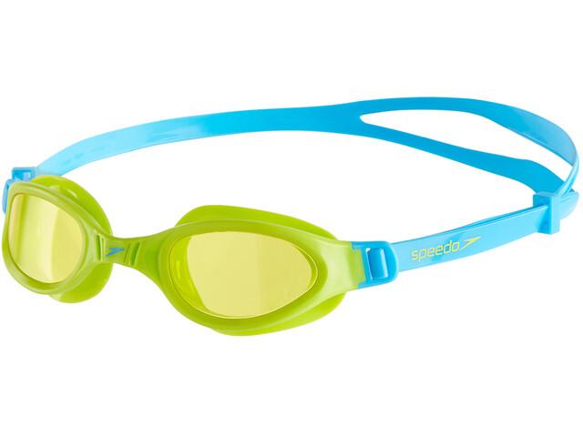 speedo Futura Plus Goggle Junior Peppermint/Lime